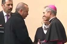 Cumhurbaşkanı Erdoğan 59 yıl sonra Vatikan'da