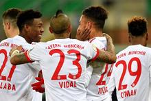 Bayern Münih, Paderborn'a 6 attı!