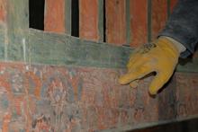 Tarihi cami restorasyonunda büyük sürpriz