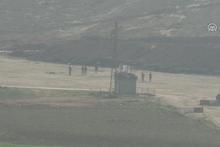 Afrin'deki terör mevzileri topçu birliklerince vuruluyor