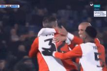 İşte Van Persie'nin Feyenoord'daki ilk golü