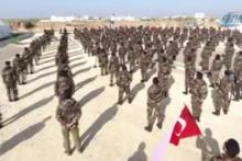 ÖSO'nun Türkmen komandoları Afrin yolunda