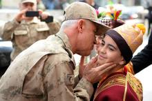 Jandarma Genel Komutanı Arif Çetin Kilis'te