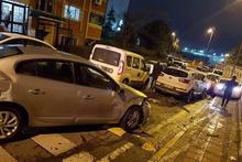 Otomobil hırsızları ortalığı birbirine kattı!