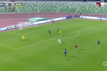 Sneijder Al Gharafa'da yine golünü attı