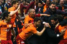 Galatasaray ikinci yarıda kükredi!