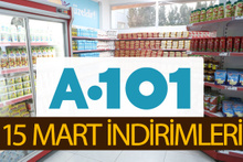 A101 aktüel 15 Mart kataloğu indirim reyonu fırsat ürünleri