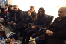 Acılı aileler İran'a gitti
