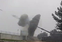 TSK'dan Afrin açıklaması! Teröristlerin kulesi böyle imha edildi