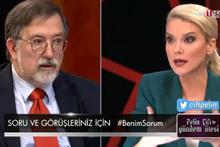 Pelin Çift'in Murat Bardakçı ile programı tartışma yarattı