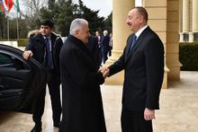 Başbakan Yıldırım'dan önemli ziyaret