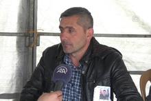 Afrin şehidinin babası: Oğlum vatanını savunurken şehit oldu