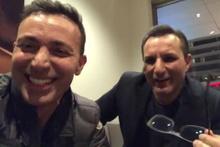 Mustafa Sandal ve Rafet El Roman'dan nostaljik paylaşım