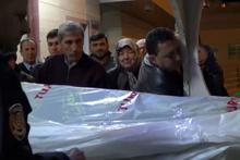 İran'da düşen jetin pilotu Melike Kuvvet'in cenazesini Konya'da annesi karşıladı
