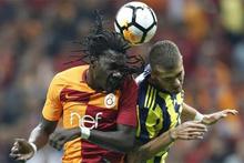 Fenerbahçe'den derbi paylaşımı