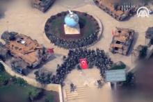 Mehmetçik Afrin'den yürekleri titretti!