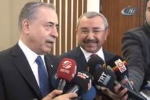 Mustafa Cengiz'den menajerlere sert tepki