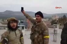 Afrin'de sıcak gelişme Raco ele geçirildi ilk görüntüler geldi