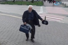 Bursa'da dans ettiren lodos