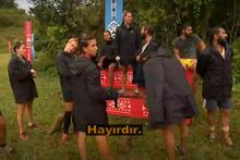 Survivor 35. bölüm fragmanı Batuhan'la Ümit Karan arasında ipler geriliyor