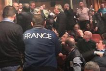 Galatasaray'ın Mali Genel Kurulu'nda olay çıktı