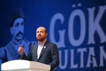 Bilal Erdoğan: Abdülhamid'i yediniz Erdoğan'ı yedirmeyiz