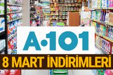 A101 8 Mart 2018 özel aktüel indirimleri kataloğu yeni fırsat ürünleri