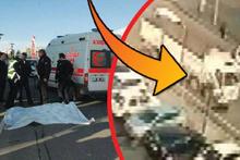 Feci ölüm: Kaldırımdan düşünce kamyonun altında kaldı!