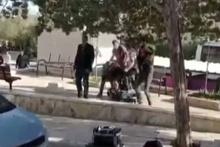 İsrail güçleri Filistin öğrencilere saldırdı
