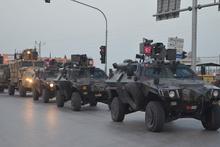 Zeytin Dalı Harekatı'na komando takviyesi!