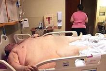 Tam 381 kiloydu Dr. Nowzaradan işi ele aldı ama sonu facia!