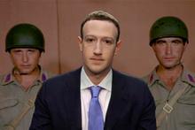 Mark Zuckerberg ifade verdi sosyal medya böyle dalga geçti