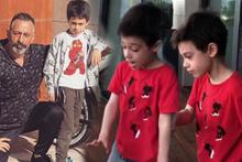 Cem Yılmaz oğlu Kemal'in dans videosunu takipçileriyle paylaştı
