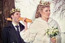 Bu düğün fotoğrafları sadece Rusya'da