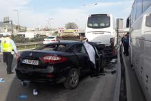 İstanbul'da feci kaza: Çok sayıda ölü var!