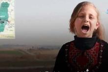 Filistinli çocuktan İsrail ordusuna İbranice mesaj