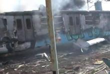 Haydarpaşa Tren Garı'nda yangın çıktı!