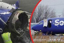 Uçakta dehşet: Motordan kopan parça yolcuyu öldürdü!