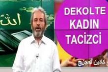 Akit TV'de yeni skandal: Dekolte giyen kadın tacizcidir