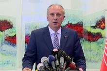 Muharrem İnce: 'CHP Genel Başkanının Cumhurbaşkanı adayı olması gerektiğine inanıyorum'