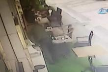 Eski bakana korkunç infaz: Dehşet anları kamerada