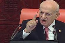 HDP'li Vekil 'Kürt illeri' dedi Meclis Başkanı çıldırdı: Sizi dışarı atarım