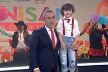 Habertürk'te 23 Nisan'a özel koltuk değişimi
