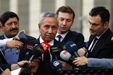 Cumhurbaşkanı Erdoğan-Bülent Arınç görüşmesi