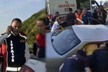 En acı telefon: Zonguldak'ta feci kaza!