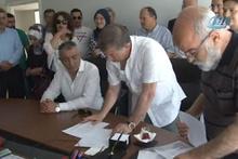 Tanju Çolak AK Parti'den milletvekili aday adayı oldu