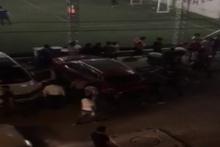 Adana'da derbi sonrası kavga çıktı: Yaralılar var!