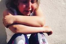Küçük Alya 'Tayyip Dede'sini göremeyince gözyaşlarına boğuldu