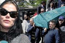 Dursun Ali Sarıoğlu'na veda...Cenazede sitem ettiler!