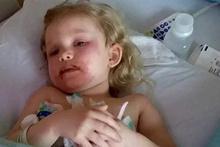 Eve geldi 3 yaşındaki kızını bu halde buldu gerçekler şoke etti